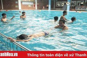 Huyện Đông Sơn tăng cường phòng, tránh đuối nước ở trẻ em