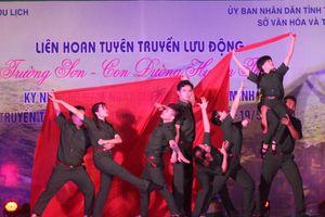 'Trường Sơn - con đường huyền thoại'