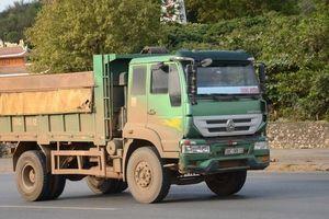 Thanh Hóa: Tràn lan xe cơi nới thành thùng, chở hàng có ngọn
