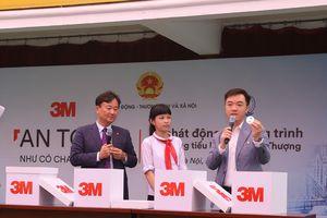 3M Việt Nam đồng hành cùng trẻ em nâng cao ý thức tự bảo vệ cho trẻ từ 6 -10 tuổi