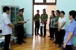 Khởi tố phó trưởng phòng khảo thí trong vụ gian lận điểm thi ở Hòa Bình