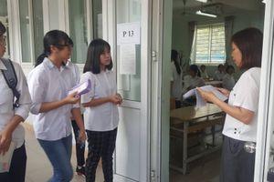 Tỷ lệ chọi trước đổi nguyện vọng của các trường THPT công lập tại Hà Nội