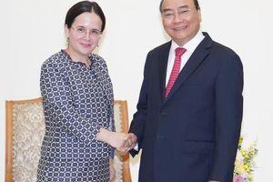 Thủ tướng Nguyễn Xuân Phúc:Hợp tác trong lĩnh vực lao động là hướng hợp tác rất tiềm năng