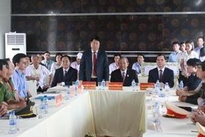 Phó Thủ tướng Thường trực Trương Hòa Bình biểu dương lực lượng CAND sau thành công của Đại lễ Phật đản Vesak 2019