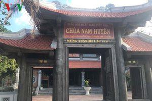 Chùa Nam Huyên - Cột mốc tâm linh của người Việt ở Trường Sa