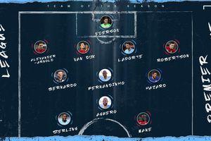Đội hình tiêu biểu Premier League 2018/2019: Cô đơn một vì sao