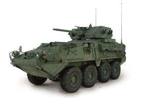 Quân đội Thái Lan mua 37 xe bọc thép Stryker của Mỹ