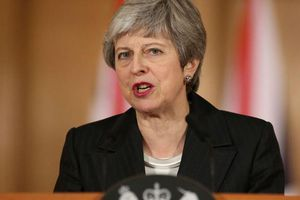 Thủ tướng Anh sẽ không ký thỏa thuận hải quan vĩnh viễn với EU