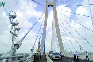 Cầu Vàm Cống sẽ liên kết để phát triển kinh tế vùng ĐBSCL