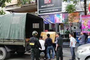 Nhật Cường Mobile bị Bộ Công an khám xét: Thành ủy Hà Nội thông tin chính thức