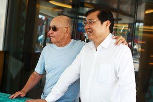 Ông chủ đội bóng Tottenham Hotspur muốn xây dựng một bến du thuyền hiện đại ở Đà Nẵng