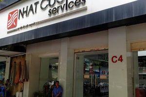 Sau vụ lùm xùm, tất cả các cửa hàng Nhật Cường Mobile đóng cửa, riêng trung tâm bảo hành vẫn đón khách
