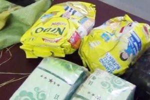 Bắt nhóm tội phạm 'phù phép' heroin từ 1 thành 3