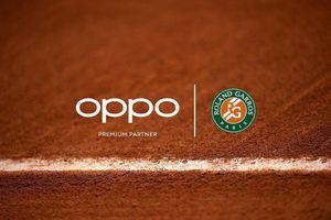 Oppo trở thành đối tác cao cấp của 3 giải quần vợt lớn