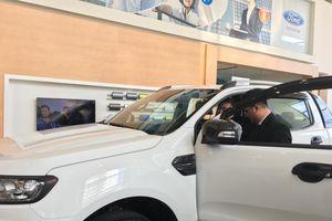 Bảng giá xe Ford tháng 5: Các dòng bán tải vẫn giữ giá ổn định