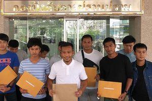 Thonglao dẫn đầu nhóm cầu thủ đến tòa án kiện đòi lương