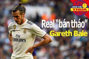 Real 'bán tháo' Gareth Bale, trọng tài futsal Brazil đột tử