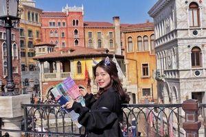 Hotgirl Việt làm cảnh sát trưởng ở Nhật
