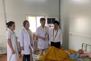 Chăm sóc sức khỏe cho hơn 600 lượt người tại Đại lễ Phật đản Vesak 2019
