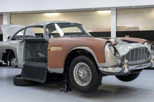 Siêu xe Aston Martin giá 3,5 triệu USD của James Bond bắt đầu sản xuất