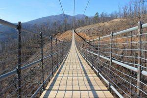 Cầu treo dài nhất nước Mỹ sắp khai trương