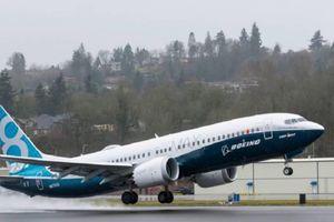 Boeing ế hoàn toàn trong tháng 4 vì tai nạn máy bay 737 Max