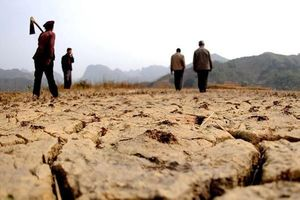 Triều Tiên thừa nhận đang hứng chịu hạn hán kỷ lục 40 năm
