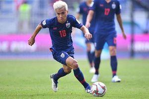 Đội tuyển Thái Lan triệu tập 'Messi Thái' về dự King's Cup