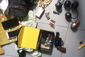 Gia Lai: Bắt giữ 2 đối tượng tàng trữ ma túy cùng nhiều hàng nóng