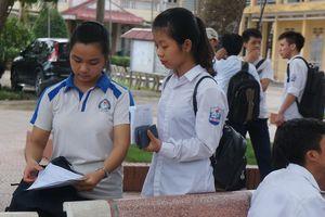 Bộ GD&ĐT kỳ vọng 'trám lỗ hổng' kỳ thi THPT quốc gia