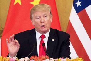 Ông Donald Trump bồi thêm đòn đau với Trung Quốc giữa căng thẳng thương mại