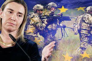 Quỹ Quốc phòng chung: Cái lý của EU và bàn tay Mỹ