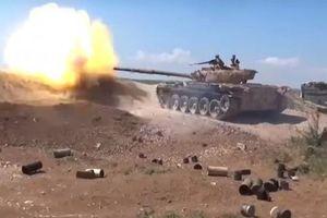 Thổ bất lực nhìn Nga-Syria đánh Hama-Idlib