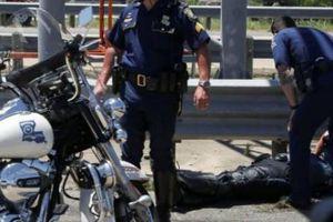 Đoàn xe của Tổng thống Trump gặp tai nạn, ít nhất 3 người bị thương