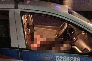 Xác định danh tính đối tượng cứa cổ nữ tài xế rồi tự tử ở Hà Nội