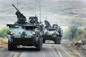 Quân đội Thái Lan đặt mua 37 xe bọc thép Stryker của Mỹ