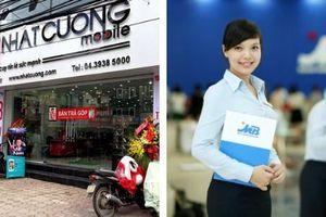 Nhật Cường mobile bị khám xét, MBBank có gặp vấn đề với nợ xấu?
