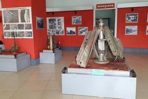 Trưng bày gần 100 hiện vật tại Triển lãm 'Đường Trường Sơn – Con đường huyền thoại'
