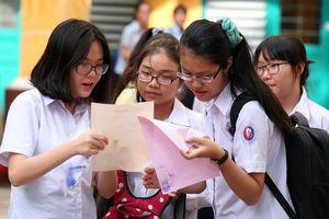 Hôm nay (15/5), Hà Nội công bố 'tỉ lệ chọi' vào lớp 10