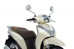 Honda SH Mode ra bản màu mới tại Việt Nam, giá rẻ bất ngờ