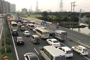 Giải quyết tình trạng ùn tắc giao thông tại cửa ngõ phía Nam Thủ đô