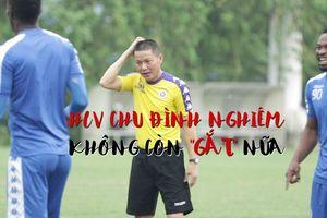 HLV Chu Đình Nghiêm lạc quan trước trận gặp Tampines Rovers