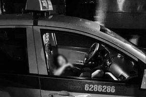 Hà Nội: Nam thanh niên đâm trọng thương nữ tài xế taxi rồi nhảy sông tự tử