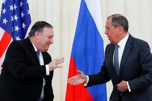 Nga – Mỹ đồng lòng kiểm soát vũ khí hạt nhân, bất đồng về khủng hoảng Venezuela