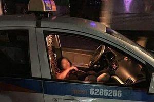 Hé lộ danh tính nữ tài xế taxi bị đâm và nghi phạm tự sát ở Hà Nội