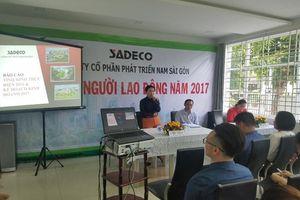 Tổng giám đốc Sadeco Hồ Thị Thanh Phúc bị khởi tố, bắt giam