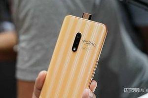 Realme X ra mắt: camera thò thụt, Snapdragon 710, vân tay dưới màn hình, giá từ 175 USD