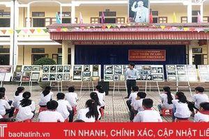 Giới thiệu hơn 100 bức ảnh về cố Tổng Bí thư Hà Huy Tập