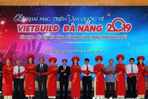 Gần 200 doanh nghiệp tham gia triển lãm Vietbuild tại Đà Nẵng