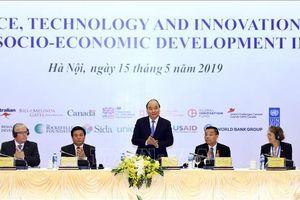 Thủ tướng dự hội nghị về khoa học, công nghệ và đổi mới sáng tạo
